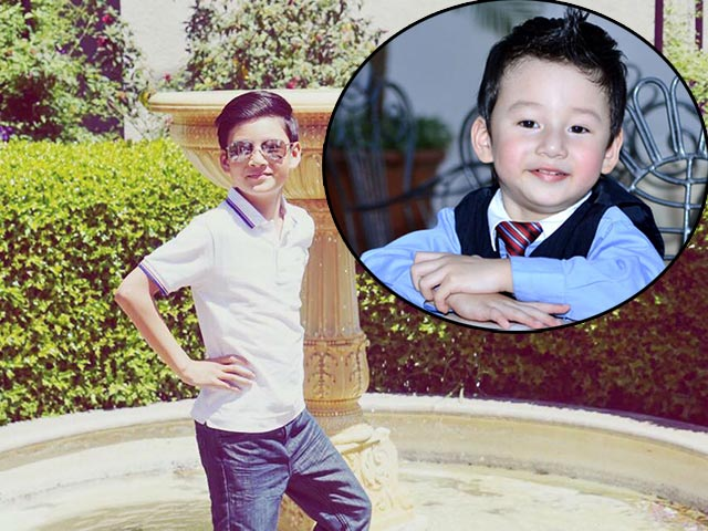 Quang Dũng khoe ảnh con trai cùng Jennifer Phạm, fan giật mình vì bé Bảo Nam nay quá lớn