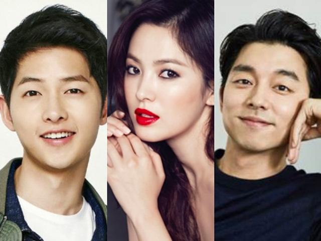 Chưa thừa nhận cặp Song Joong Ki, Song Hye Kyo bị nghi thích yêu tinh Gong Yoo
