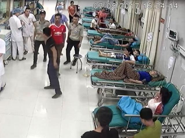 Lại xuất hiện côn đồ chửi mắng bác sĩ, dùng súng bắn nhân viên bệnh viện