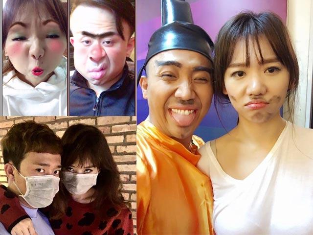 Những khoảnh khắc chẳng giống ai của vợ chồng Trấn Thành - Hari Won