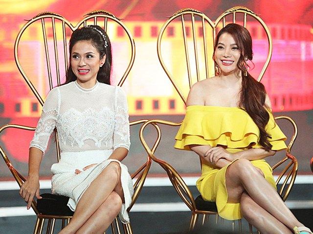 Hai mỹ nhân đình đám làng điện ảnh Trương Ngọc Ánh - Việt Trinh rạng rỡ hội ngộ