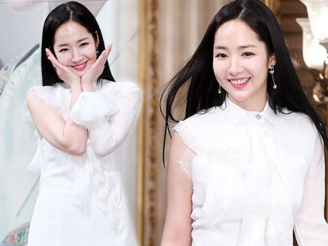Siêu phẩm thẩm mỹ Park Min Young đẹp không tỳ vết bên tài tử Lee Dong Gun