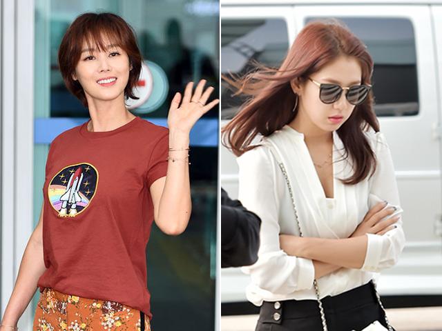 Ngôi sao 24/7: Mẹ Kim Tan Kim Sung Ryung cắt tóc ngắn đủ ăn đứt Park Shin Hye