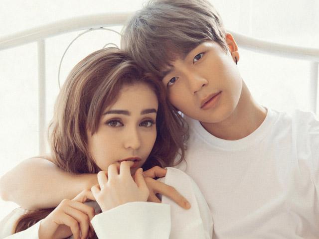 Phát sốt với những hình ảnh ngôn tình của Bông hồng lai MLee và bạn trai mới