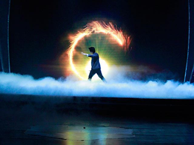 Sốc toàn tập khi ảo thuật gia Nguyễn Phương mang máy bay Boeing lên sân khấu