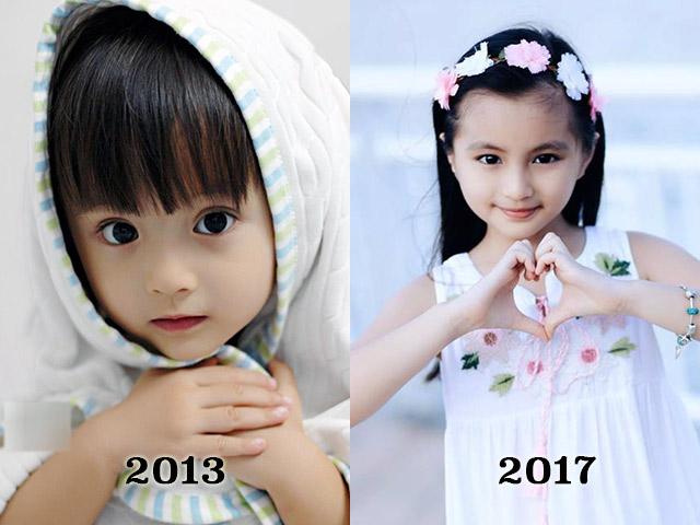 Hành trình 4 năm thay đổi của cô bé Hoa hậu tương lai Đà Nẵng