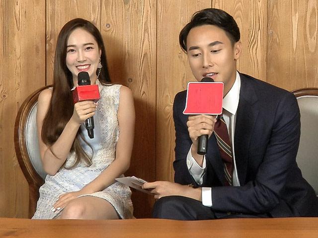 Công chúa băng giá Jessica cũng phải tan chảy vì sự đáng yêu và hóm hỉnh của Rocker Nguyễn