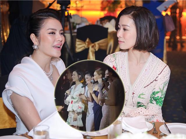 [Video] Nghệ sỹ Việt hát chúc mừng sinh nhật Xa Thi Mạn