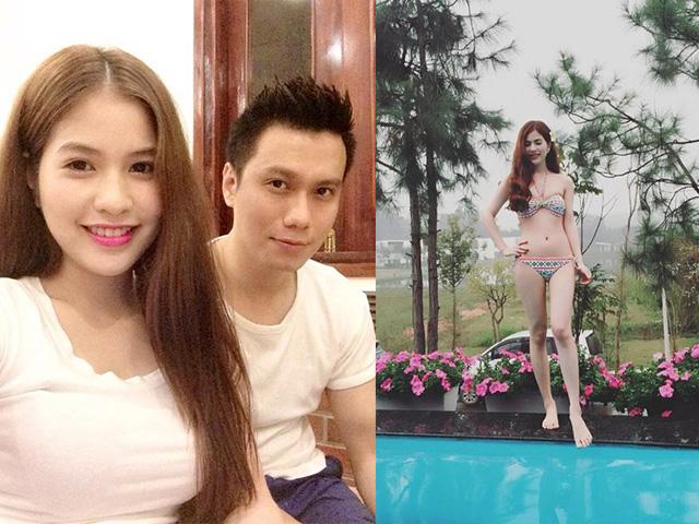 Nhan sắc xinh như hot girl của bà xã Việt Anh khiến ai cũng trầm trồ