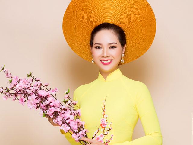 Hoa hậu bí ẩn Phạm Thị Mai Phương đẹp mặn mà dù đã có 2 con