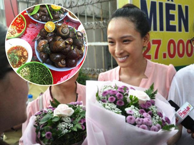 [Video] Vừa được tại ngoại, hoa hậu Phương Nga lập tức đòi đi ăn ốc