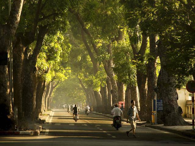 Tin mới thời tiết 1/4: Ngày cuối tuần Hà Nội nắng đẹp, TP.HCM có mưa dông