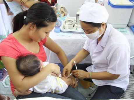 Những vắc xin mới được thêm vào tiêm chủng mở rộng từ năm 2018