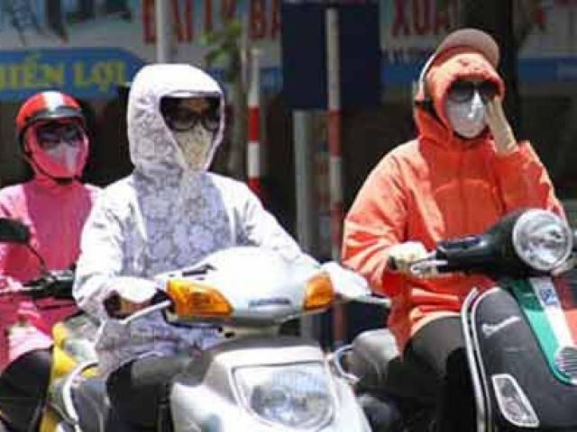 Những ngày đầu tuần Hà Nội oi nóng 31 độ C, sau đó trời trở lạnh kèm mưa