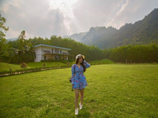 Trốn đời tại Farmstay xanh mát giữa vùng nông thôn Quảng Bình