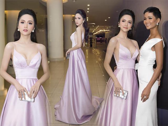 Hương Giang - HHen Niê: 2 hoa hậu HOT nhất hiện tại, lần đầu đọ sắc trên thảm đỏ!
