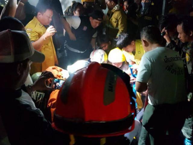 Cháy chung cư 15 tầng ở Thái khiến cư dân hoảng loạn, 3 người thiệt mạng, 100 người bị thương