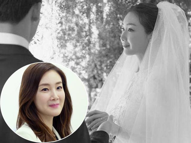 Ngôi sao 24/7: Không ngờ chú rể điển trai của người đẹp khóc Choi Ji Woo kém cô 13 tuổi