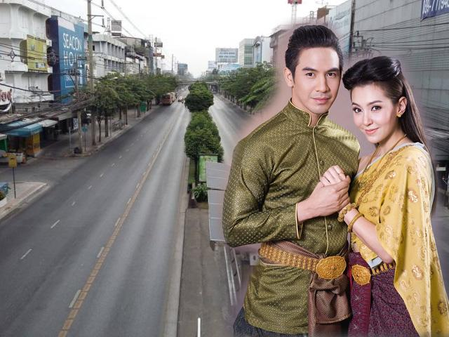 Tin được không: Thủ đô Thái Lan hết tắc đường nhờ... bộ phim xuyên không gây sốt