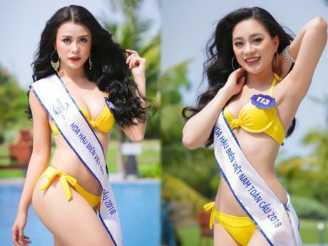 Thí sinh HH Biển Việt Nam toàn cầu tung bộ ảnh bikini, nhan sắc đều... hao hao nhau