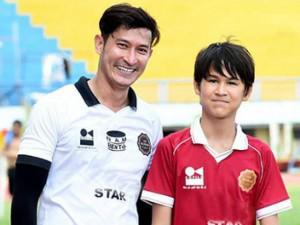 """Huy Khánh: """"Tôi mong con trai không đi vào vết xe đổ của mình"""""""