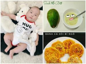 """Mẹ Hà Thành nuôi con """"tròn núc ních"""", vui thì ăn, thích ngủ mẹ sẵn sàng cho ngủ"""