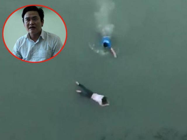 Nam thanh niên dũng cảm kể lại giây phút lao xuống sông cứu cô gái trẻ nhảy cầu