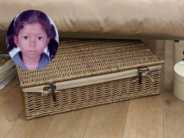 Chiếc hộp bí ẩn dưới gầm giường tố cáo tội ác kinh hoàng của gã hàng xóm thân thiện