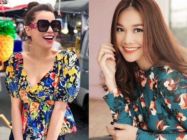Thanh Hằng vừa đổi phong cách nữ tính thì cô bạn thân Hồ Ngọc Hà đã lên tiếng!