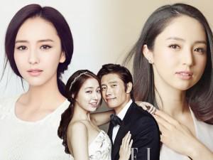 3 người phụ nữ vị tha nhất làng giải trí Hoa - Hàn vì tin tưởng chồng vô điều kiện