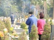 Những điều kiêng kị cần hết sức tránh khi đi tảo mộ trong tiết Thanh Minh 2018