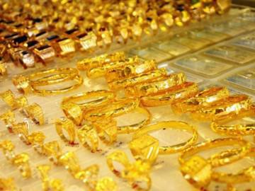 Giá vàng hôm nay 5/4: Giá vàng tiếp tục giảm