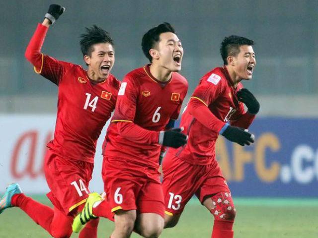 Cười ra nước mắt với chuyện tiền thưởng khủng của U23 Việt Nam