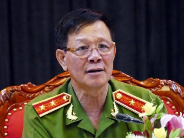 Bắt giam Trung tướng Phan Văn Vĩnh, nguyên Tổng cục trưởng Cảnh sát