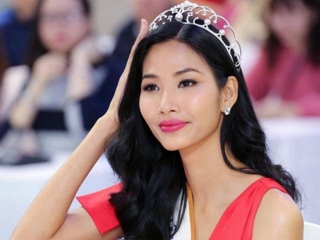 Á hậu Hoàng Thùy: Điều tôi nuối tiếc nhất là phải nghỉ học đại học giữa chừng