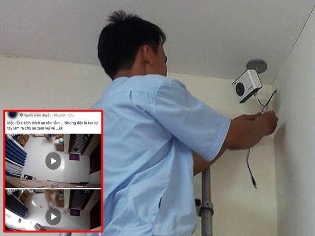 Giật mình vì thợ lắp camera có thể theo dõi ngược, tung clip nhạy cảm của chủ nhà lên MXH