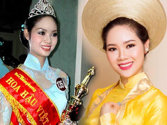 Hoa hậu Việt Nam bị báo mất tích và cuộc sống không hào quang