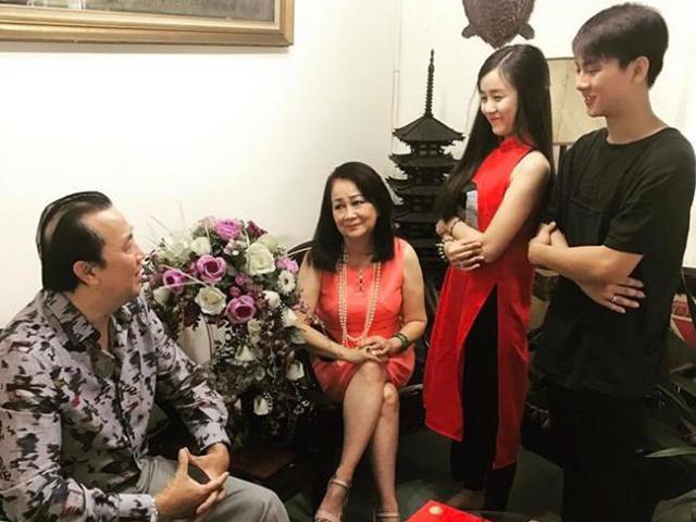Hoài Lâm nói về tin đồn đã kết hôn với cháu gái Bảo Quốc
