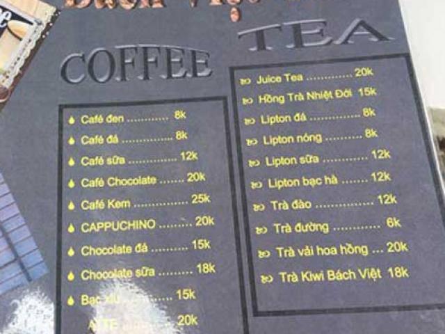 Một ngày ở nơi giá rẻ nhất nước, cà phê 5.000 đồng/ly