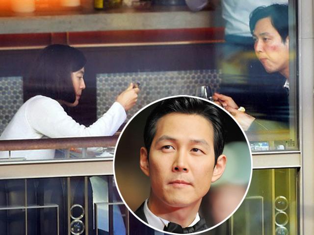 Bắt gặp tài tử phim Cảm xúc Lee Jung Jae vào khách sạn với vợ cũ Thái tử Samsung