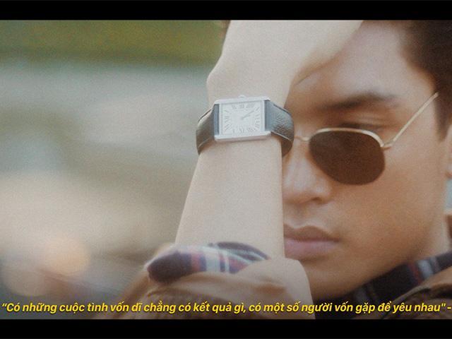 Quang Đại tiếp tục đốn tim với bộ ảnh lấy cảm hứng từ phim Vương Gia Vệ
