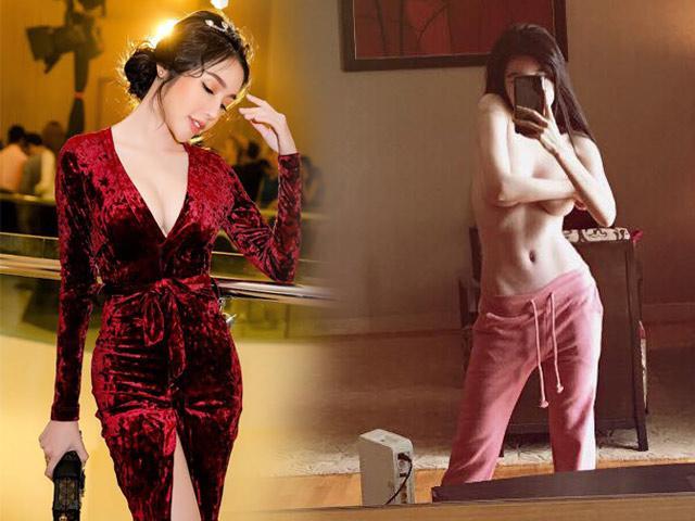 Elly Trần ở nhà ăn mặc kiệm vải, đến sự kiện diện kín đáo vẫn không thôi quyến rũ