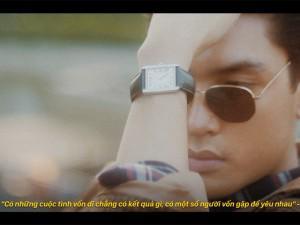 """Quang Đại tiếp tục """"đốn tim"""" với bộ ảnh lấy cảm hứng từ phim Vương Gia Vệ"""