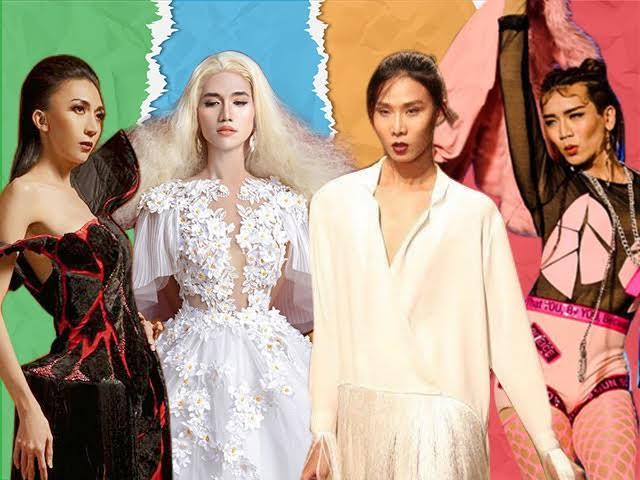 Điểm mặt 4 người mẫu lưỡng tính công phá làng thời trang Việt Nam