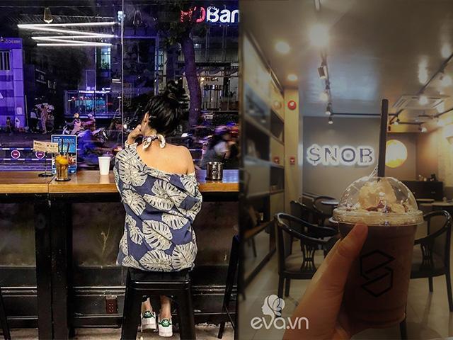 Truy lùng những quán café mở cửa 24/24 để ngắm Sài Gòn về đêm