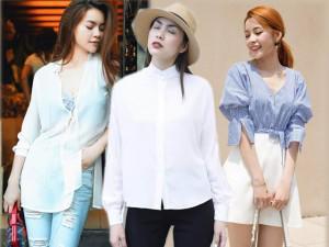 """Muốn mặc đẹp mọi lúc mọi nơi, nhất định phải bấm """"theo dõi"""" 3 sao Việt này!"""