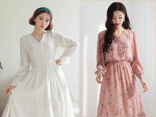 Hè rồi, chị em thiếu gì cũng được nhưng đừng quên 2 kiểu váy maxi này!