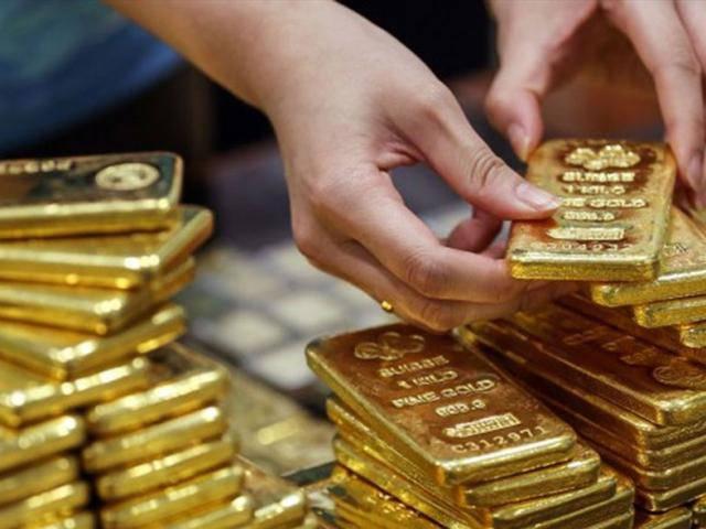 Giá vàng hôm nay 11/4: Giá vàng trong nước và thế giới tiếp tục tăng