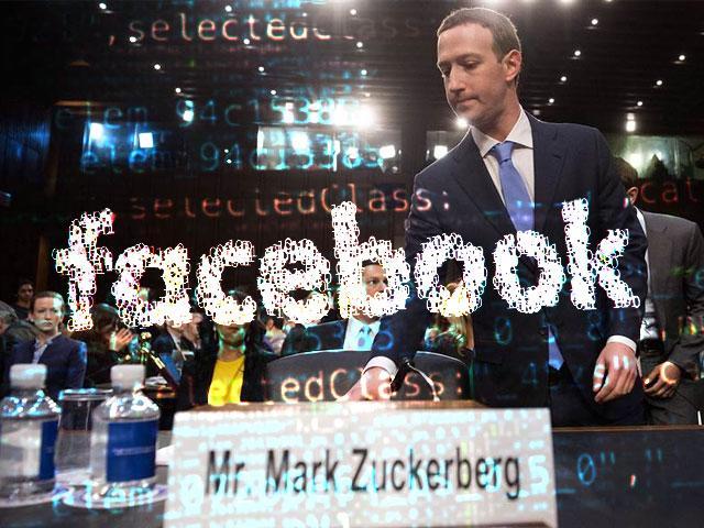 Tiết lộ danh sách đen trong hội đồng chất vấn CEO Facebook tại phiên điều trần