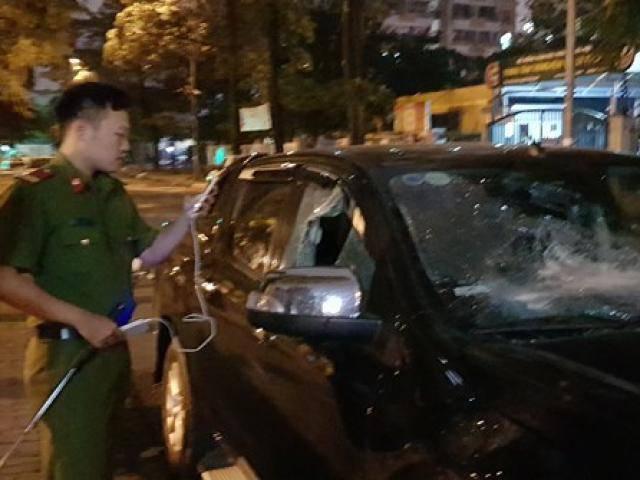 Ly kỳ đuổi bắt tài xế đâm, kéo lê nạn nhân gần cây số